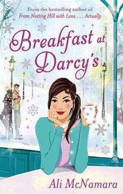 Okładka książki Breakfast at Darcy's