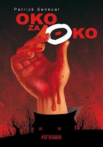 Okładka książki Oko za oko