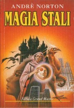 Okładka książki Magia stali