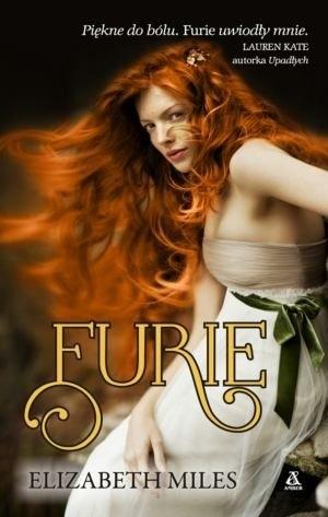 Okładka książki Furie