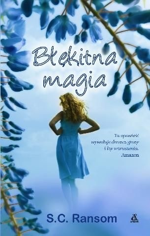 Okładka książki Błękitna magia