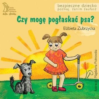 Okładka książki Czy mogę pogłaskać psa?