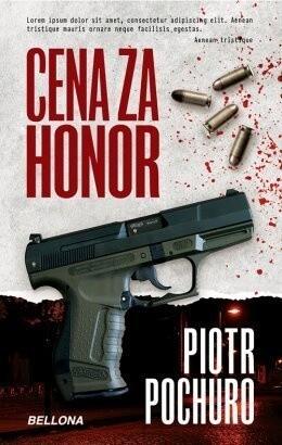 Okładka książki Cena za honor