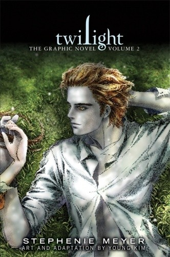 Okładka książki Twilight - The Graphic Novel, Volume 2
