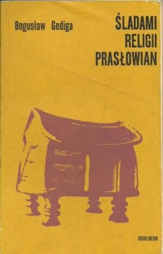 Okładka książki Śladami religii Prasłowian