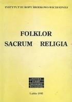 Folklor - sacrum - religia
