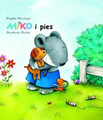 Okładka książki Miko i pies