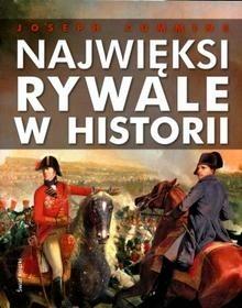 Okładka książki Najwięksi rywale w historii