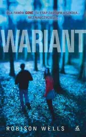 Okładka książki Wariant