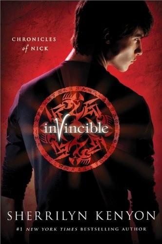 Okładka książki Invincible