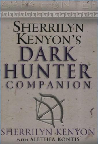 Okładka książki Dark Hunter Companion