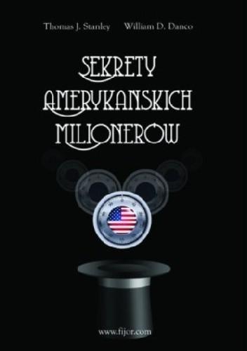 Okładka książki Sekrety amerykańskich milionerów