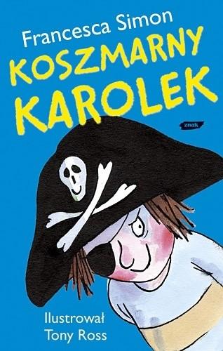 Okładka książki Koszmarny Karolek