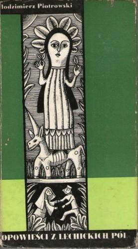 Okładka książki Opowieści z lechickich pól