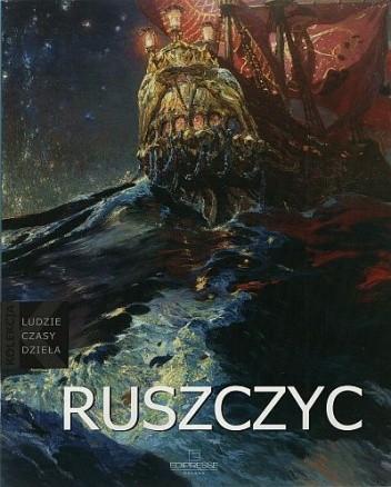 Okładka książki Ferdynand Ruszczyc: (1870-1936)