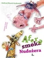 Okładka książki Afera smoka Nudożera