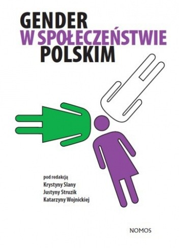 Okładka książki Gender w społeczeństwie polskim