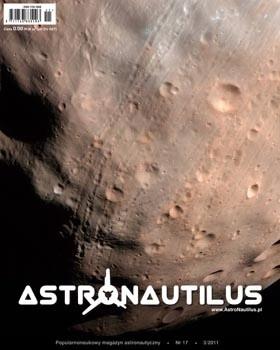 Okładka książki AstroNautilus 3/2011 (17)