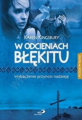 Okładka książki W odcieniach błękitu
