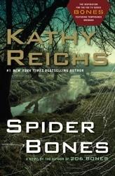 Okładka książki Spider Bones