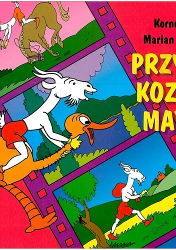 Okładka książki Przygody Koziołka Matołka. Księga 1
