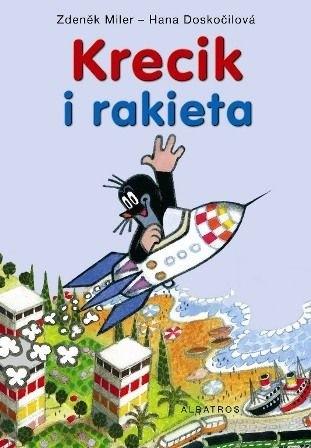 Okładka książki Krecik i Rakieta