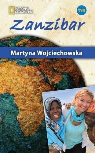 Okładka książki Zanzibar