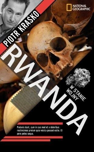 Okładka książki Rwanda