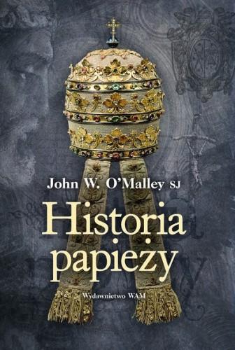 Okładka książki Historia papieży