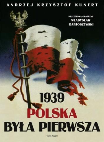 Okładka książki 1939. Polska była pierwsza