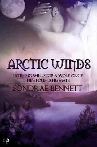 Okładka książki Arctic Winds