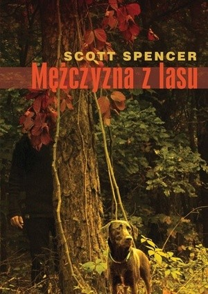 Okładka książki Mężczyzna z lasu
