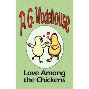 Okładka książki Love Among the Chickens