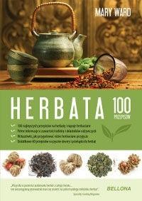 Okładka książki Herbata. 100 przepisów