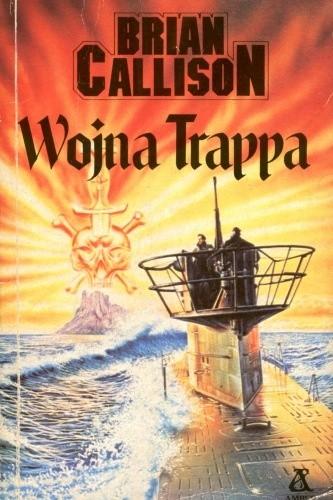 Okładka książki Wojna Trappa