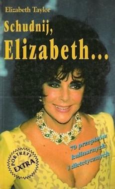 Okładka książki Schudnij, Elizabeth...