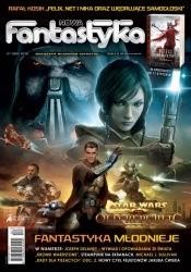 Okładka książki Nowa Fantastyka 352 (1/2012)