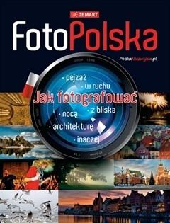Okładka książki FotoPolska