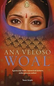 Okładka książki Woal