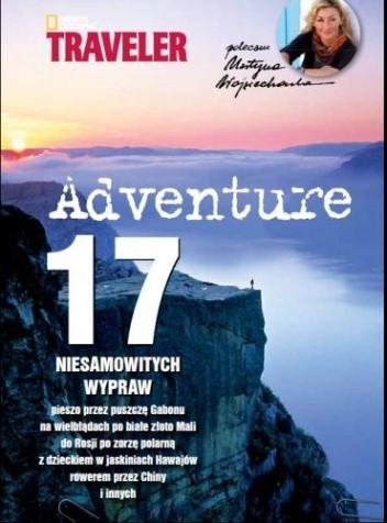 Okładka książki Adventure 17 niesamowitych wypraw. Część 2