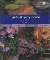 Okładka książki Ogródek przy domu