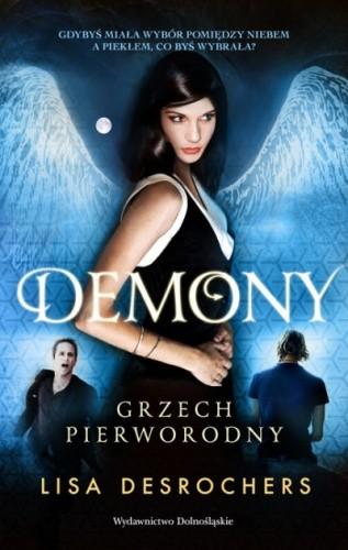 Okładka książki Demony. Grzech pierworodny