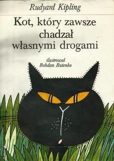 Okładka książki Kot, który zawsze chadzał własnymi drogami