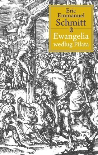 Okładka książki Ewangelia według Piłata