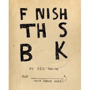 Okładka książki Finish This Book