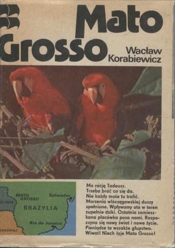 Okładka książki Mato Grosso
