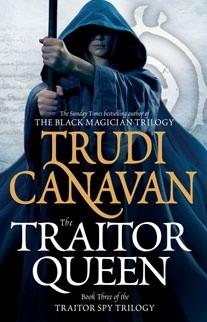 Okładka książki The Traitor Queen
