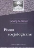 Pisma socjologiczne
