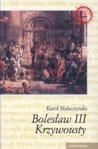 Okładka książki Bolesław III Krzywousty