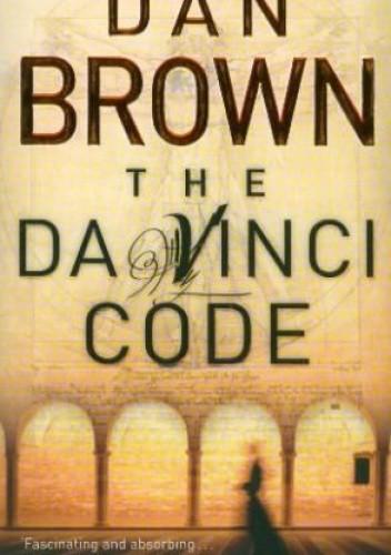 Okładka książki The Da Vinci Code
